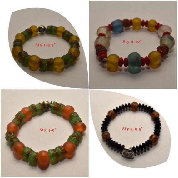 Krobo bracelet 1