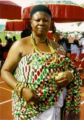 Queen Mother . Kweku Dee