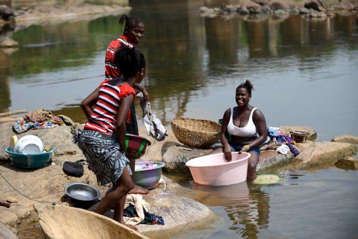 Royal Engineers aid Sierra Leone in a fresh start