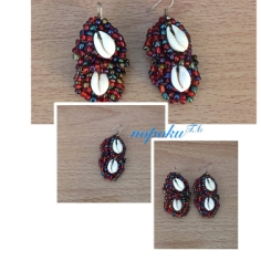 KisuaG Earrings - Nopoku