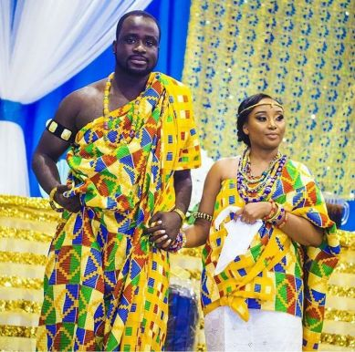 Ghana traditional dress